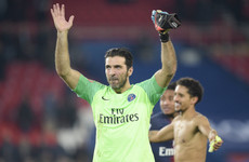 Buffon reveals turning down 'very big offer' from Man City