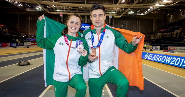 Bronze Age back for Ireland as 'delighted' English and Mageean bask in European glory