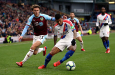 Burnley boss insists half-time withdrawal of 'terrific' Hendrick was tactical