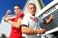 Paddy Barnes and Rio 2016 Russian rival Nikitin join Conlan on St Patrick's Day card at MSG
