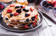 Poll: What will you have on your pancakes today?