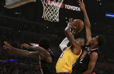 'I said we were the best team in LA. A lot of people didn't believe me' - Clippers deliver blow to Laker playoff hopes