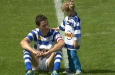 This video of a little girl consoling her dad after relegation will make your day