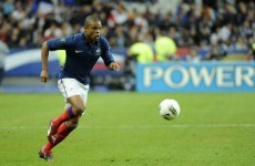 Injured Remy included in France squad for Euros