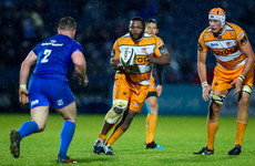 Cheetahs prop Nche cited for wild shoulder hit on Fergus McFadden