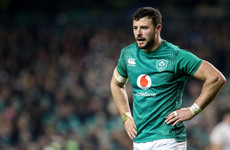 Henshaw and Leavy set to miss Ireland's clash with France
