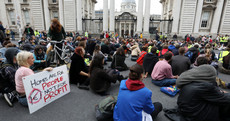 'We will not be ignored': Activists to take to the streets again for Dublin housing protest