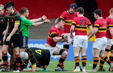 Christians run seven tries past Ardscoil to book all-Cork Munster Schools Senior Cup final