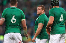 Sean Cronin set to miss out on Ireland squad for final Six Nations games