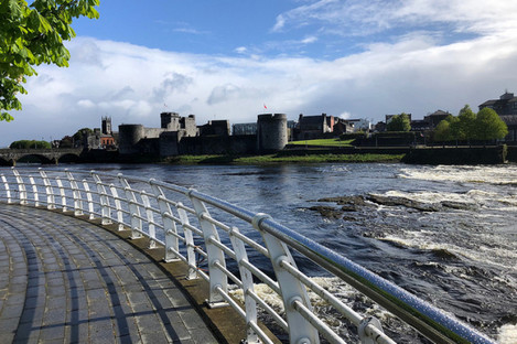The River Shannon