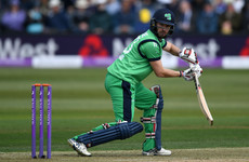 Brilliant Balbirnie levels ODI series for Ireland