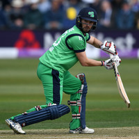 Brilliant Balbirnie levels ODI series for Ireland