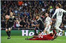 Holders Real Madrid dumped out of Europe in humiliation against majestic Ajax