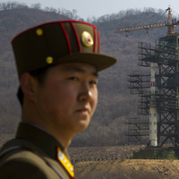 North Korea 'rebuilding' main satellite launch site, satellite photos show