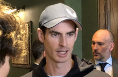 Murray pain-free after hip operation but unsure if he can compete again