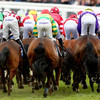 Cheltenham course 'good to soft' after heavy overnight rainfall six days out from Festival