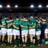 Ireland U20s captain Hawkshaw misses out as Grand Slam bid continues in Cork
