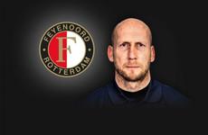 Dutch legend Stam named as Van Bronckhorst's replacement at Feyenoord