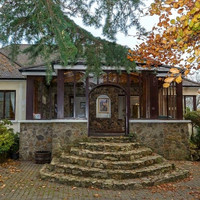 Country home with beautiful tree-lined gardens for €625k in Wicklow