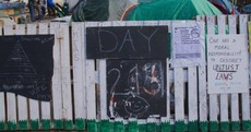 Occupy Galway: the last day of the Eyre Square camp