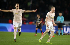 Player Ratings: How we rated United's players in their astonishing win against PSG