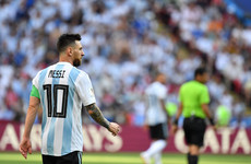 Leo Messi expected to end his exile from Argentina national team