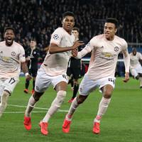 Last-gasp Rashford penalty sends Man Utd into last eight at expense of stunned PSG