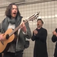 Hozier busked in a NYC subway station, and people are raging they weren't there to witness it