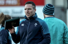 Griggs shuffles his pack as Ireland look for big response at Donnybrook