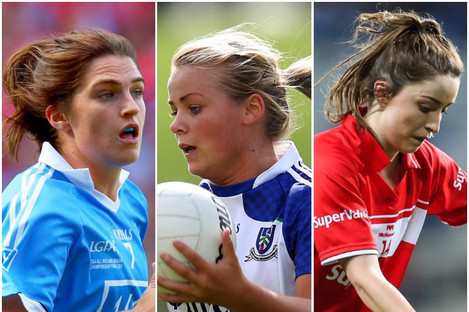 Niamh Collins, Caoimhe Mohan, and Eimear Scally will all be in action this weekend.