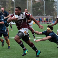 Living in a forest camp and jumping the fence into Europe - Titi's rugby dream