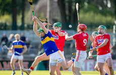 1-13 for Forde as Tipperary storm to league victory over 14-man Cork
