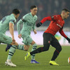 10-man Arsenal facing huge battle to reach Europa League quarter-finals after disastrous night in France