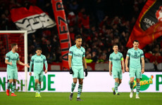 Arsenal 'could not control' Rennes after red card - Emery