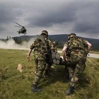 Irish troops return from UN mission in Lebanon