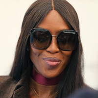 Naomi Campbell isn't having a bar of those Liam Payne rumours anymore ...it's The Dredge