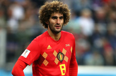 Fellaini calls time on international career to 'allow next generation continue success'
