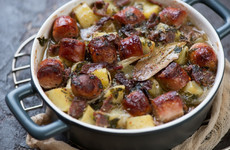 6 of the best... hearty sausage recipes for chilly March evenings
