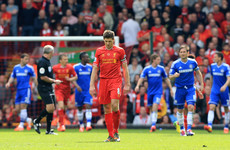 Liverpool league title win will not heal Gerrard's 'wound'