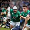Seven changes for Ireland as O'Brien misses out on matchday 23