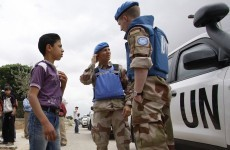 UN observer team evacuated from Syrian town after bombing