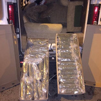 Man arrested and €360,000 worth of cannabis herb seized after van searched in Dublin