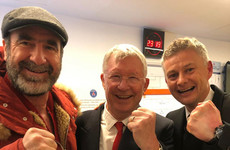 Man Utd's three legends, Leitrim rising and more Tweets of the Week