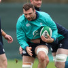 Beirne given weekend off after reporting 'soreness' in training