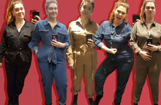 I tried on 6 high street boilersuits so you don't have to
