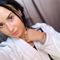 So, Demi Lovato sent herself a bouquet of flowers, and we have a question