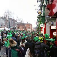 Council to bring in private security to help keep the peace in Temple Bar on Paddy's Day