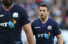 'Chancy decision' to drop Laidlaw shows Scotland boss Townsend is still learning