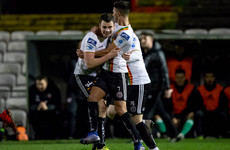 Bohemians come from behind to earn point against Derry City