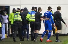 'Imbecile' Hibs fan confronts Rangers captain on a frustrating night for Steven Gerrard's side